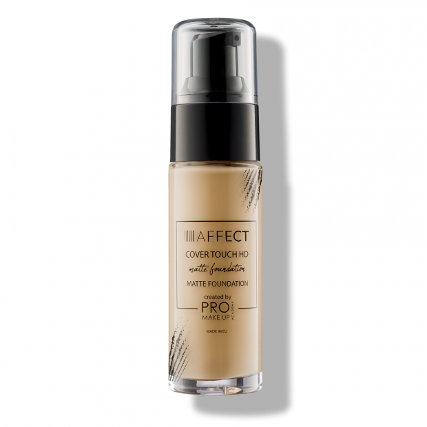 Cover Touch Hd Matte Foundation
